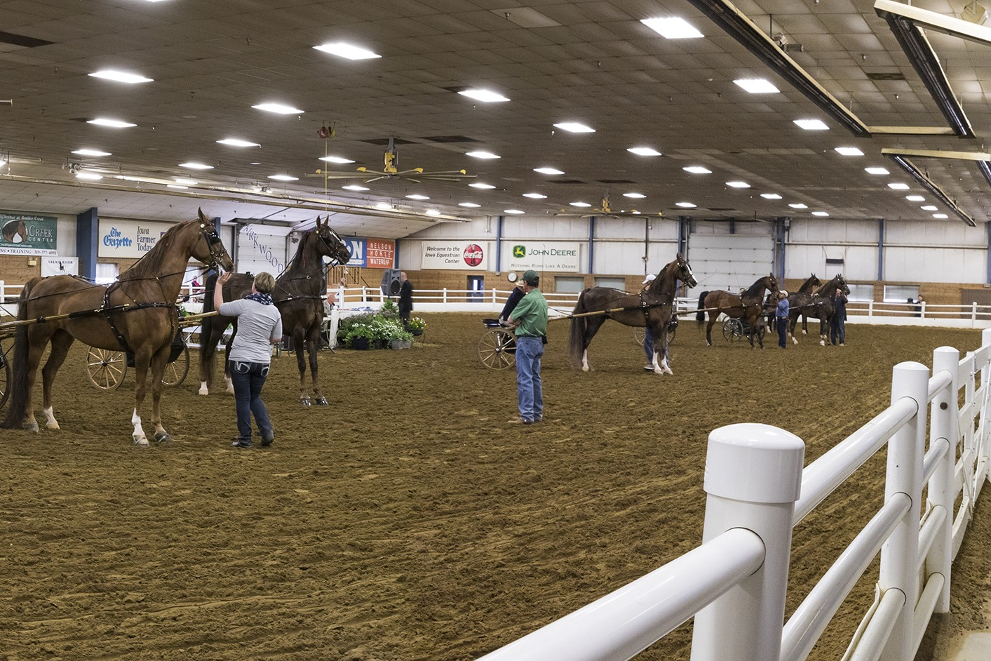 Iowa Equestrian Center The Midwest S Premier