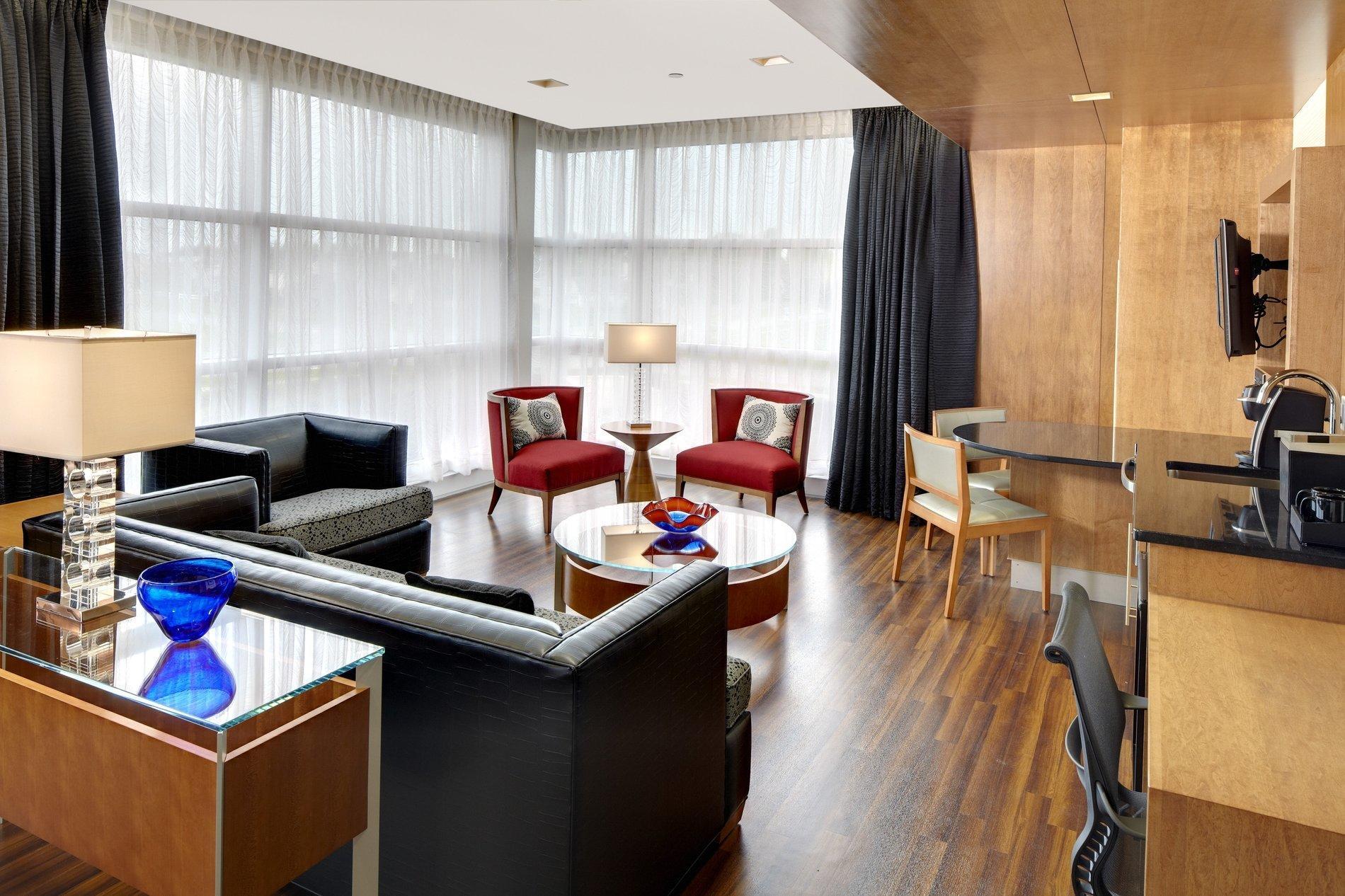 Hotel presidential suite